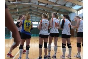 Ligowy turniej siatkówki